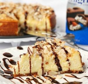 Almond joy Instant Pot cheesecake
