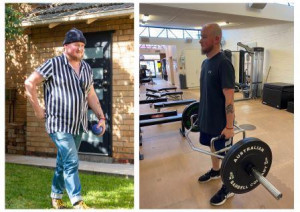 How Callum Changed His Life, 1 KG at a Time!
