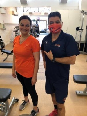 Mary-Anne dropped 11kg's! Read how she did it!